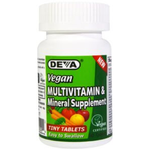 Deva, マルチビタミン&ミネラルサプリメント、iHerb