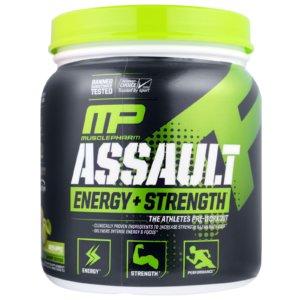 MusclePharm, Assault、プレワークアウトサプリメント