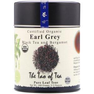 The Tao of Tea,認証オーガニック紅茶&ベルガモット,アールグレイ